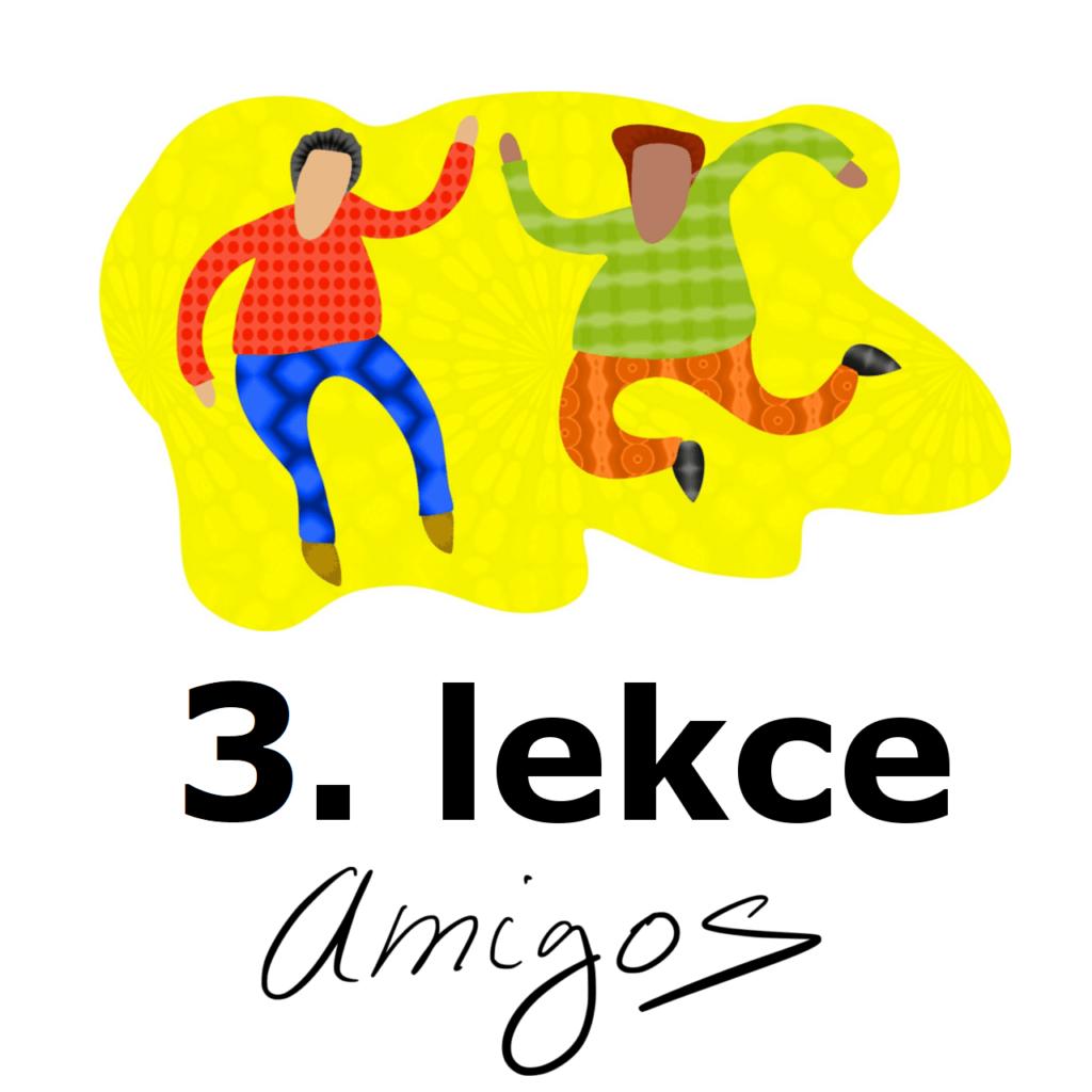 3. lekce španělštiny - podstatná jména