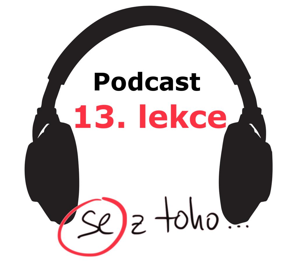 podcast španělský jazyk 13. lekce - onlinespanelsky.cz