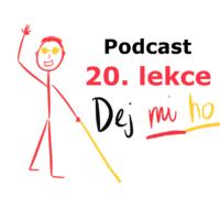 20. lekce - španělština pro nevidomé a slabozraké