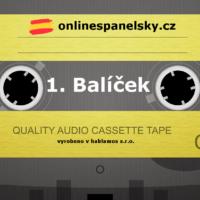 1. balíček podcastů na online výuky španělštiny